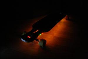Glowboard orange